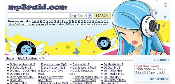 פיטילון שרותי מחשוב - הורדת מוסיקה חינם mp3