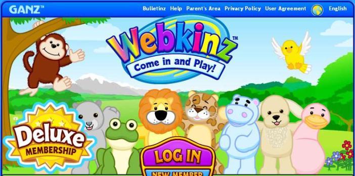 פיטילון שרותי מחשוב - הסברים על Webkinz