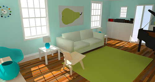 פיטילון שרותי מחשוב - שרטוט תלת מימד Google SketchUp