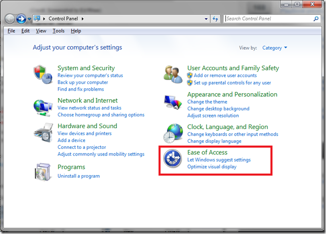 פיטילון שרותי מחשוב - קיצורי מקשים ב Windows7