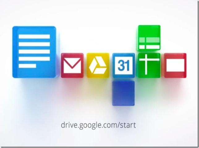 שירותי מחשוב - גוגל דרייב