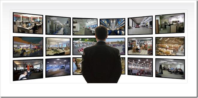 פיטילון שירותי מחשוב - מצלמות האבטחה שלכם משדרות לרשת
